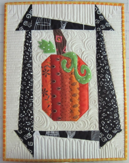 Original quilt by Pam Schoessow