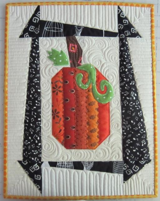 Original quilt by Pam Schoessow