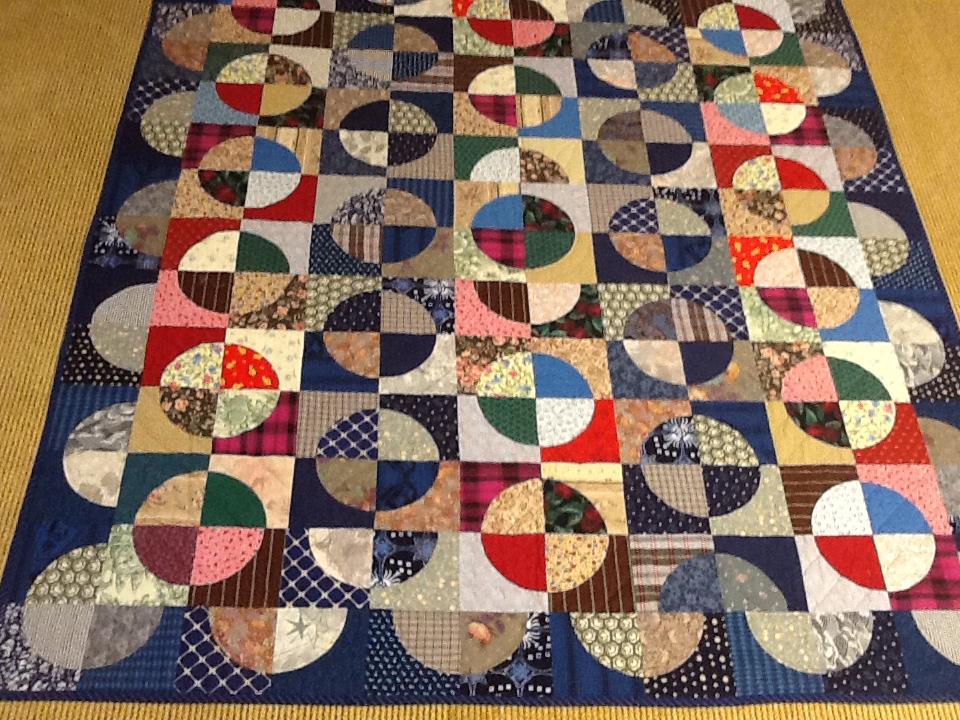 65 Drunkard's Path Quilt Designs   pamelajeannestudio
