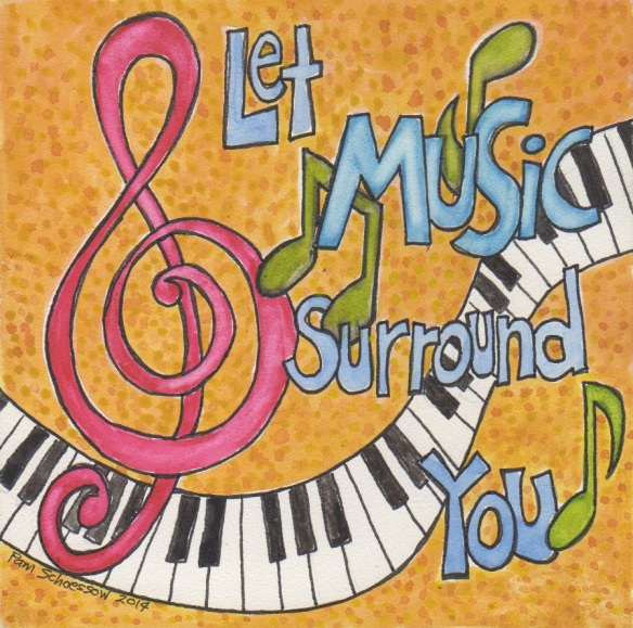 Let Music Surround You
