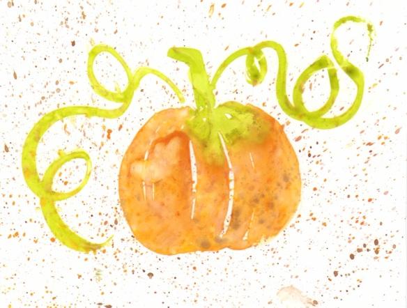 Yupo Pumpkin