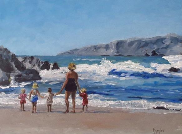McClure's Beach ©2014 Karin Naylor