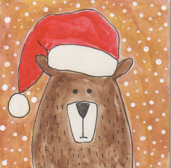 Beary Christmas by Pam Schoessow