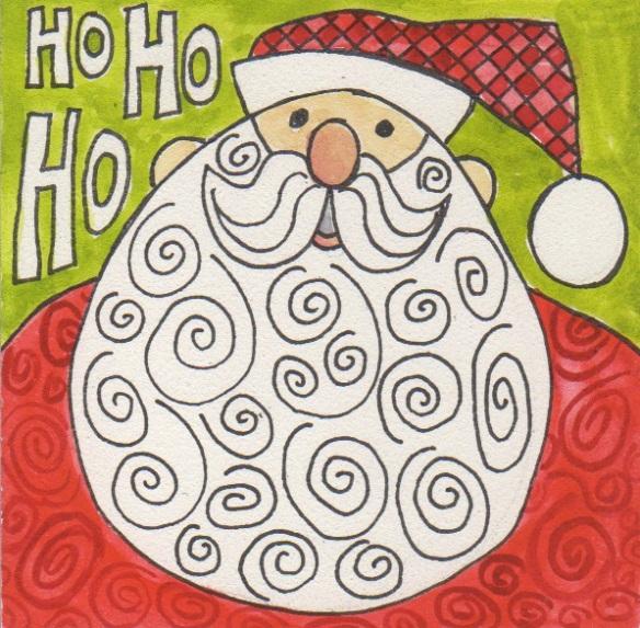 Ho Ho Ho by Pam Schoessow