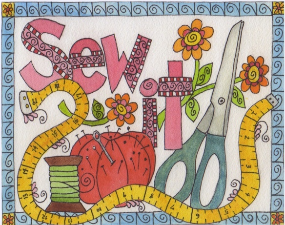 Sew It by Pam Schoessow