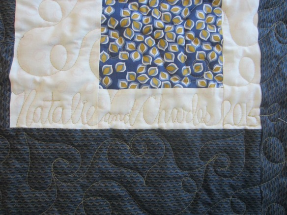 Natalie's Quilt by Pam Schoessow