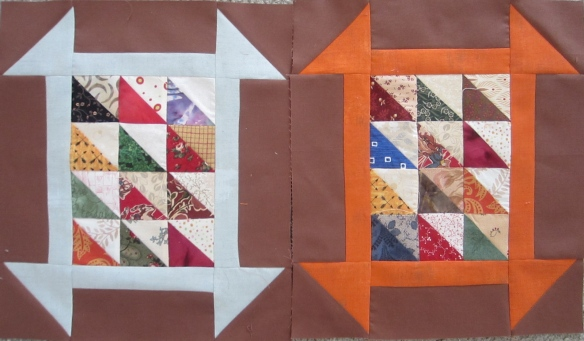 Pam's quilt blocks