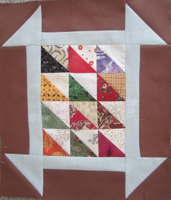original block by Pam Schoessow