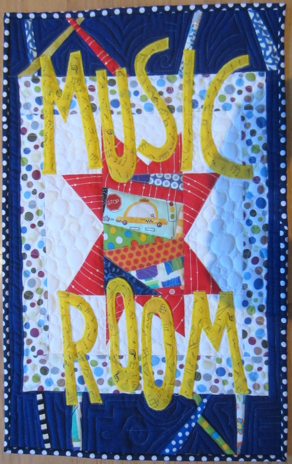 What ever music classroom needs!   Original design by Pam Schoessow